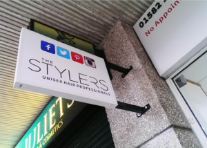 Stylers Projection Box